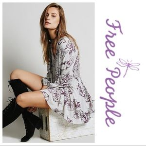 Free People Snap Out of it Tunic